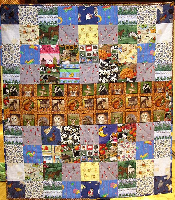 patchwork grenaa 9