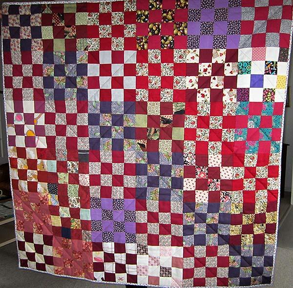 1704 evighedsblokke quilt marianne jensen 2