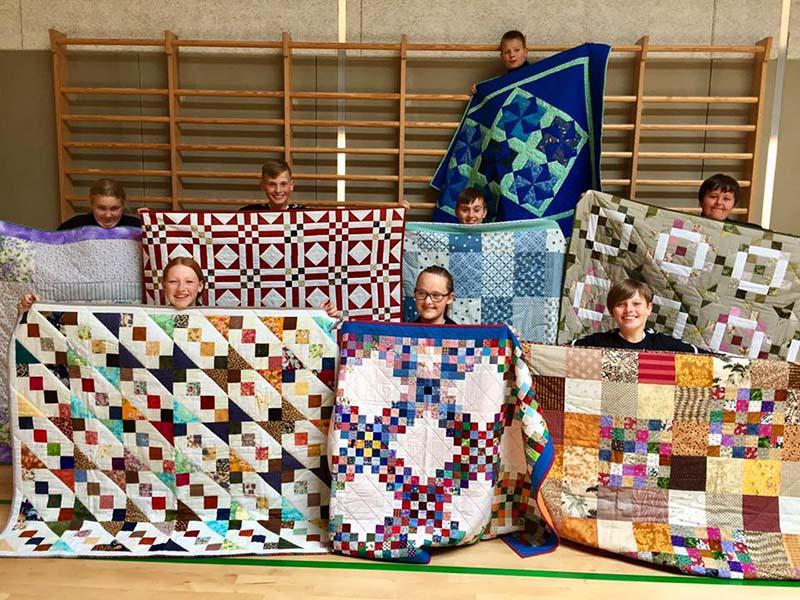 280717 kildemose børn og tæpper