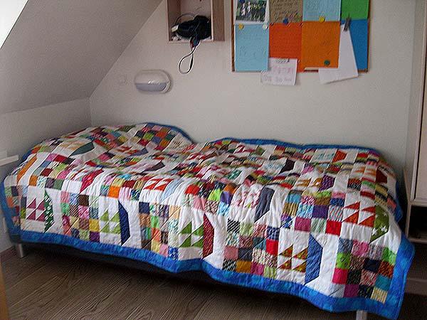kildemose sengetæppe 10