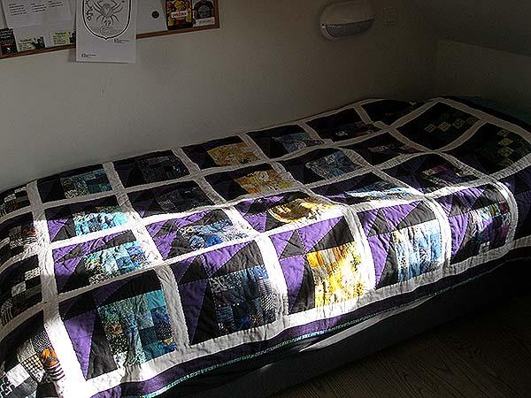 kildemose sengetæppe 3
