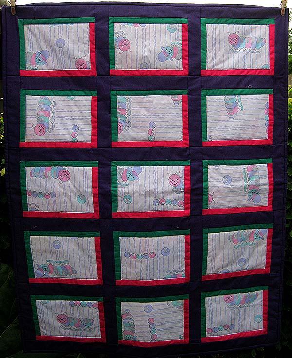 210618 babytæppe til salg