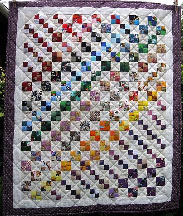 210618 lille tæppe karin christensen skårne firkanter