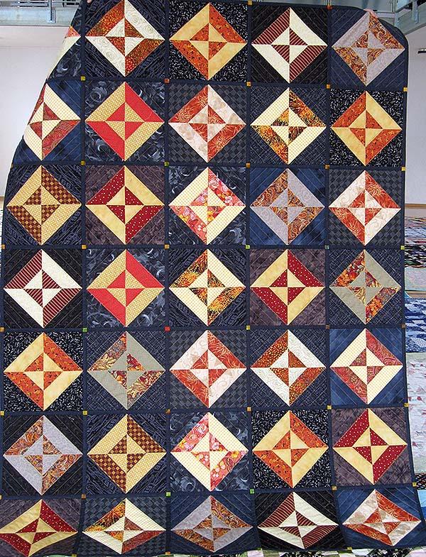 1703 birgith lorenz sengetæppe 1